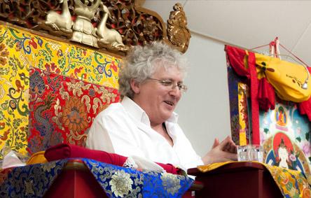 ¿Qué puede aportar el budismo a los Occidentales?