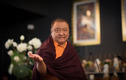 40ans-dhagpo_shamar-rinpoche