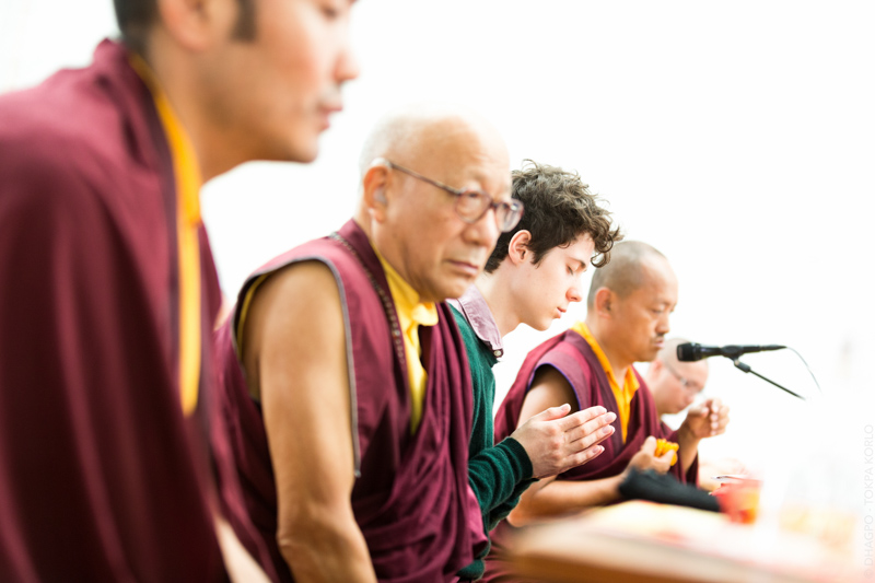 """""""Buddhist teaching is not religious or cultural; it is deep and timeless."""""""