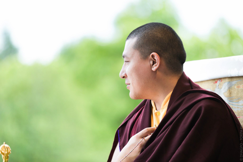 Thaye Dorje, His Holiness the XVIIth Gyalwa Karmapa