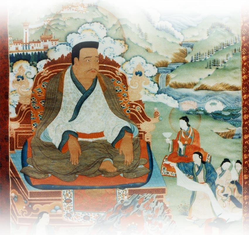 Marpa Lotsawa Chokyi Lodro