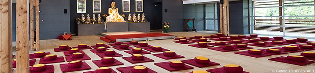 The Institute - An ideal place for meditation