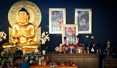 Commemoration of Shamar Rinpoche's Parinirvana