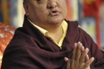 Shamar Rinpoche - May 2012 - © J. Chaunavel