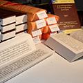 Reunir y preservar los textos budistas fundamentales en una biblioteca