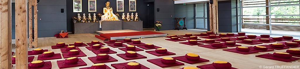 pr sentation institut dhagpo kagyu ling fr. Black Bedroom Furniture Sets. Home Design Ideas