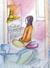 DEL COJíN A LAVAR LOS PLATOS - Cuatro reflexiones para meditar a diario